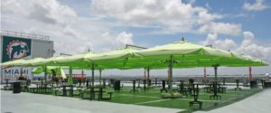 Stadium Outdoor Umbrellas