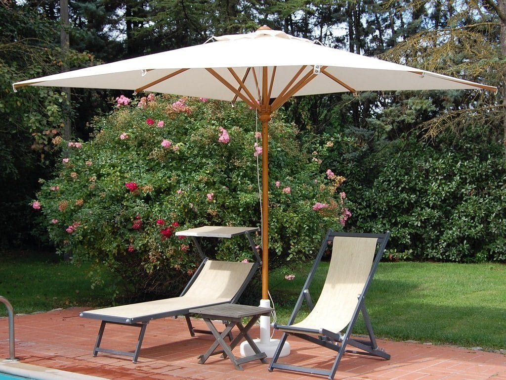 Prestige Market Umbrella for pool